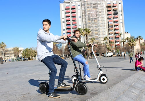 Rent Electric Scooter S04