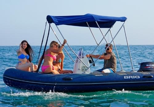 Rent Boat Falcon without license up to 5 people