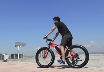 Bicicleta eléctrica Cima Beach