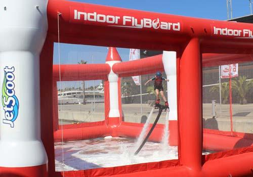 Indoor Flyboard