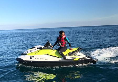Moto de Agua Sea-Doo GTI