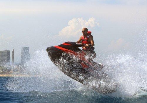 Moto de Agua Sea-Doo RXT-X 300