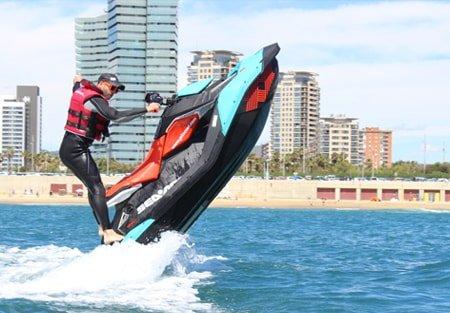 Rent Sea-Doo Spark TRIXX Jet Ski