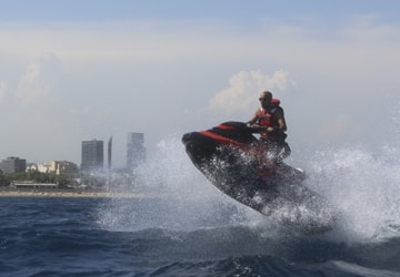 Rent Jet Ski with license