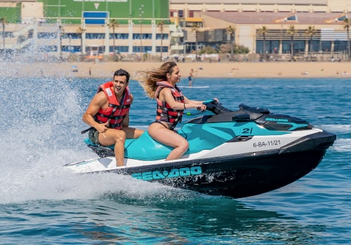 Rent Jet Ski without license