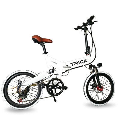 Bicicleta Eléctrica Trick