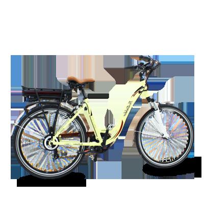 Bicicleta Eléctrica Valley