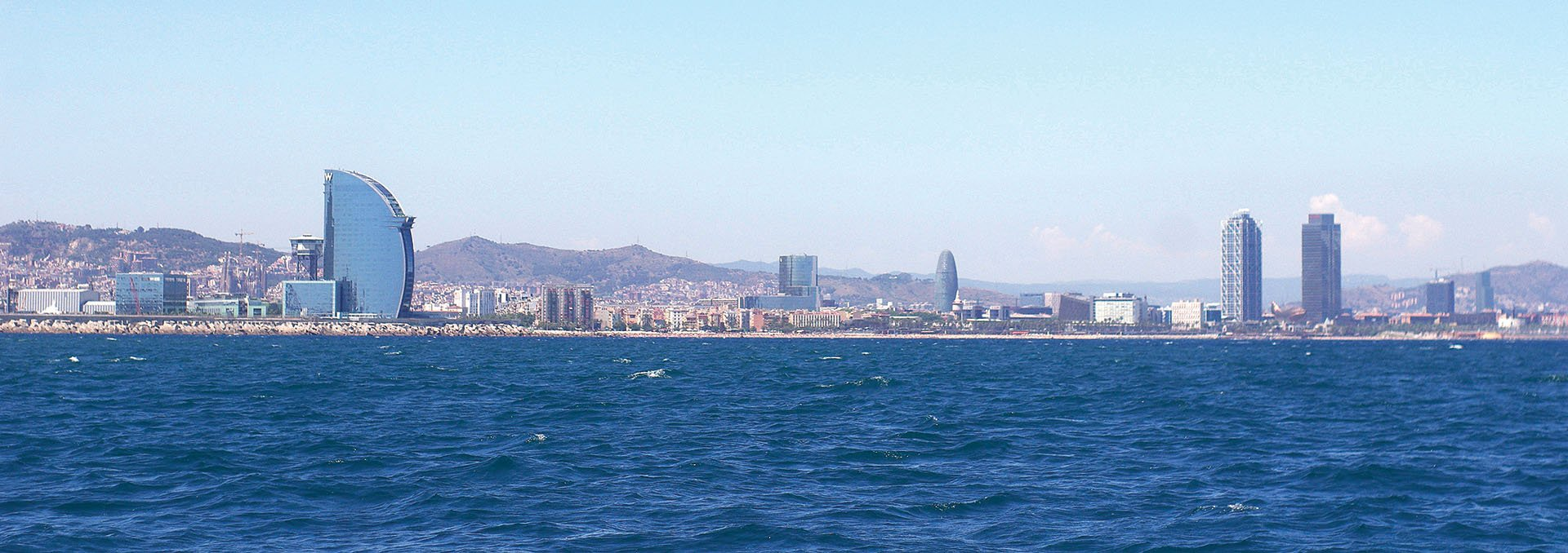 Watersports activities Barcelona