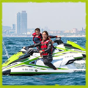 Rent Jet Ski in Barcelona