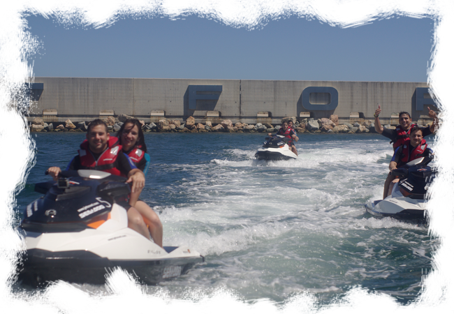 JetScoot offers you exclusive jet ski tours