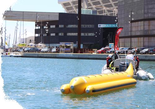 banana Boat Cataluña