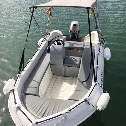 Alquiler de botes sin licencia JetScoot