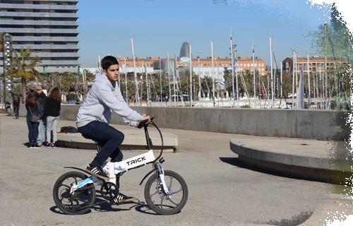 Bicicleta Fat Bike JetScoot