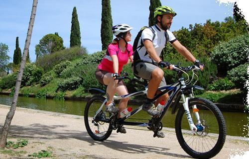 Bicicleta Tandem JetScoot