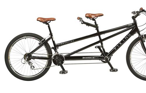 Bicicleta Bicicleta Tandem