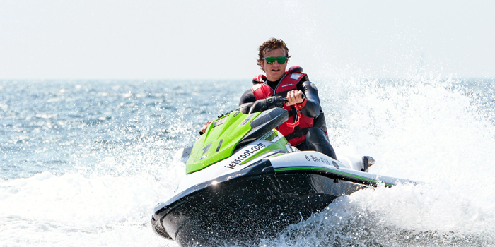 Moto de Agua JetScoot