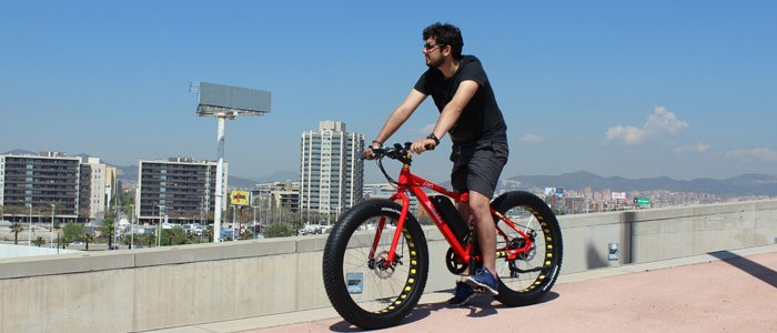 Cima Bicicleta JetScoot