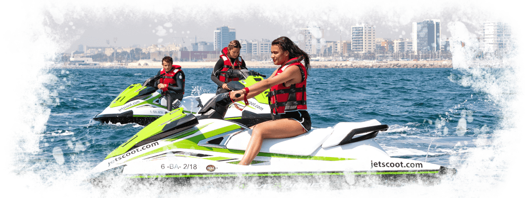 excursion en Jet Ski
