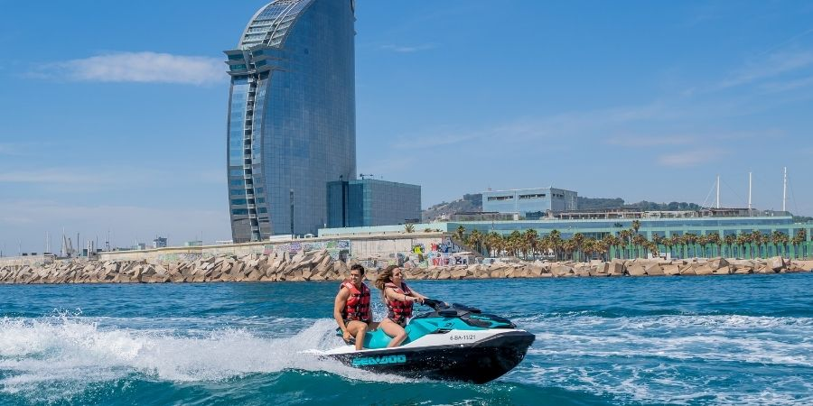 Coast of Barcelona Tour